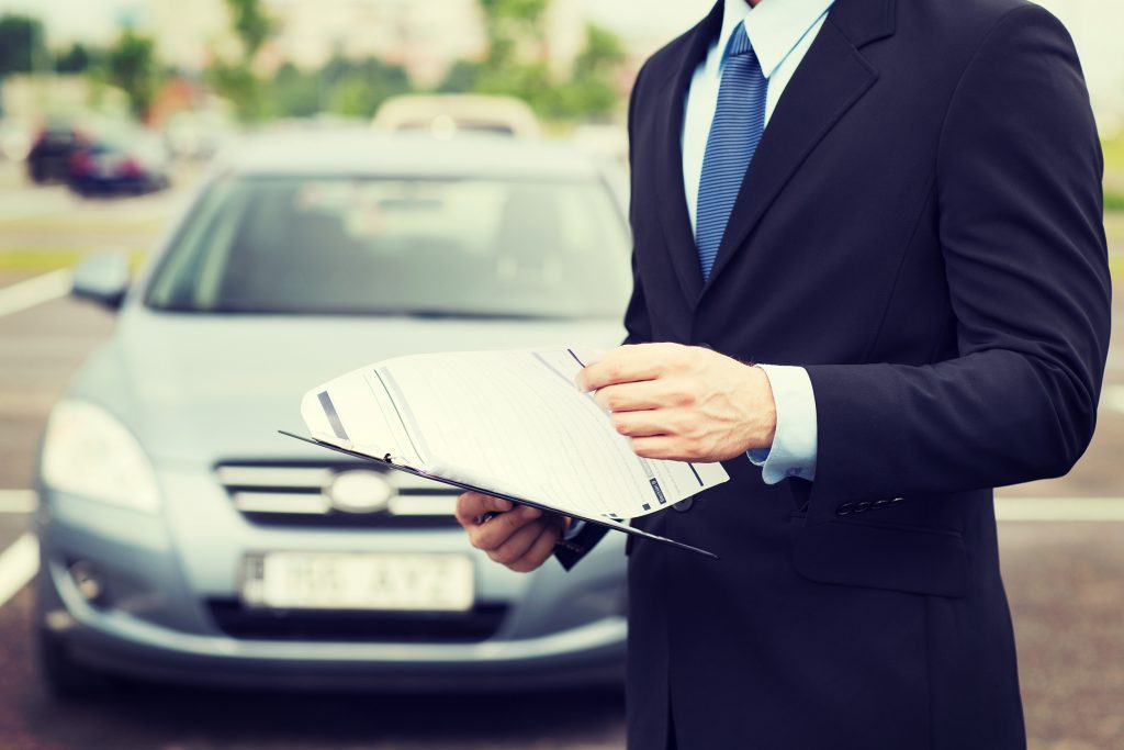 Car Insurance Inspection