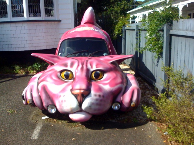 Cat Car from ALA Insurance
