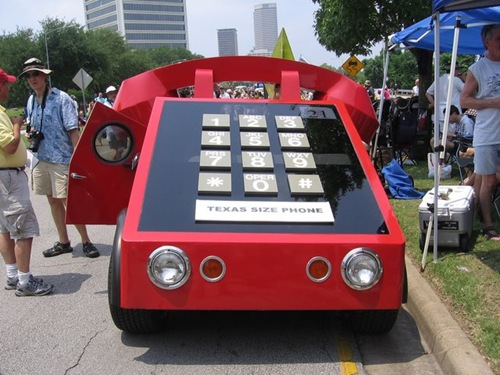 Phone Car from ALA Insurance