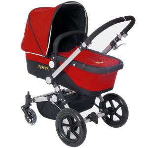 Ferrari Baby Buggy for ALA GAP Insurance