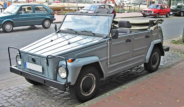 VW Thing for ALA GAP Insurance