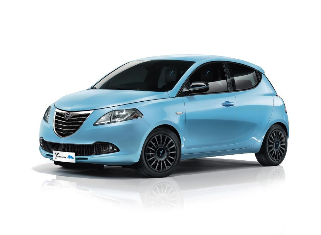 Lancia Ypsilon for ALA GAP Insurance