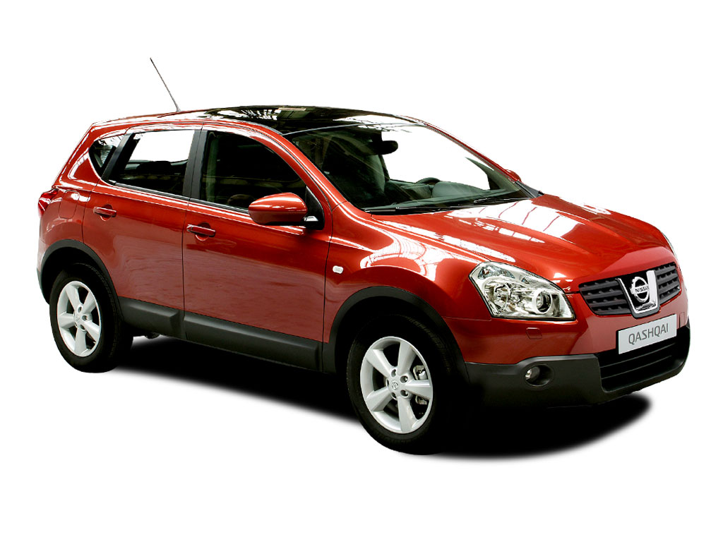 Nissan Qashqai for ALA GAP Insurance