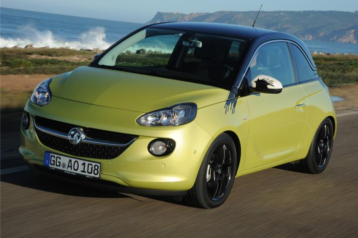 Vauxhall Adam for ALA GAP Insurance