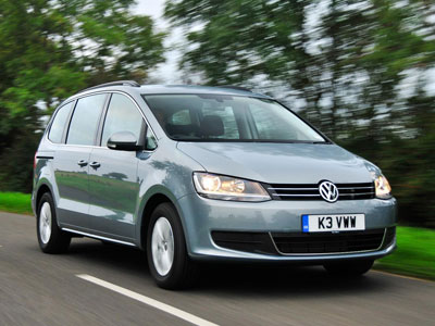 VW Sharan for ALA GAP Insurance