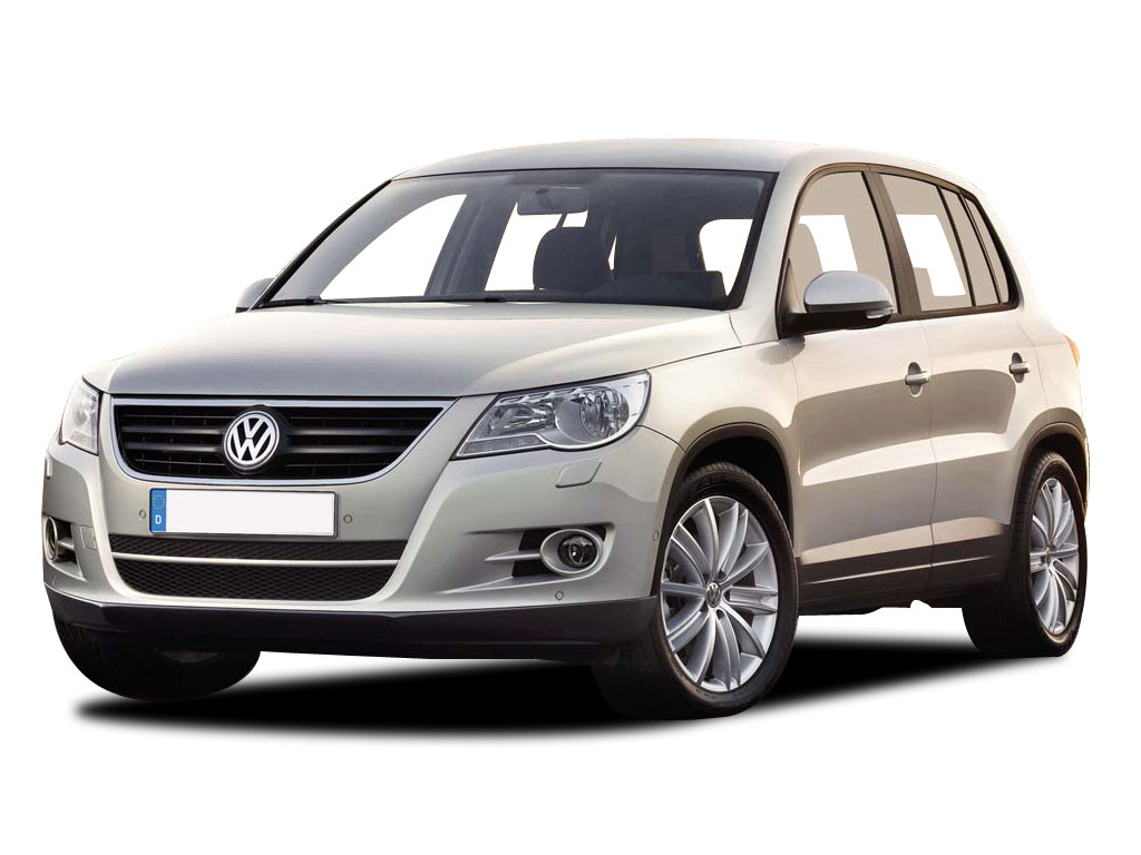 VW Tiguan for ALA GAP Insurance