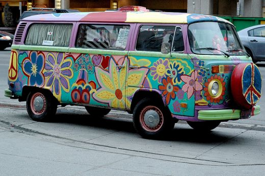 Hippy VW for ALA GAP Insurance