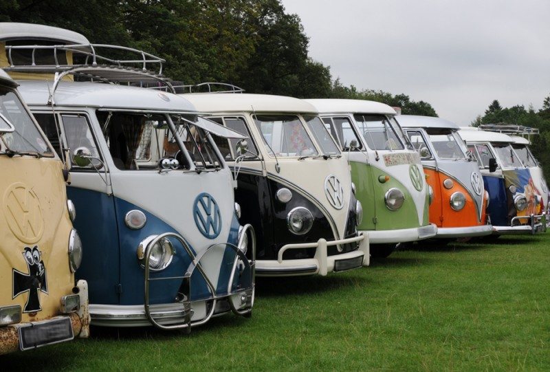 VW Campers for ALA GAP Insurance