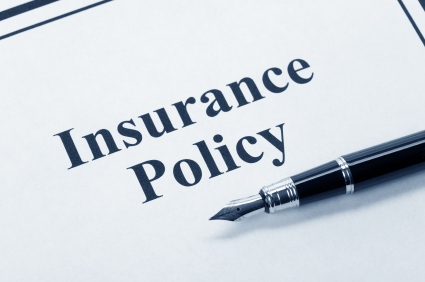 Insurance Policy for ALA GAP Insurance