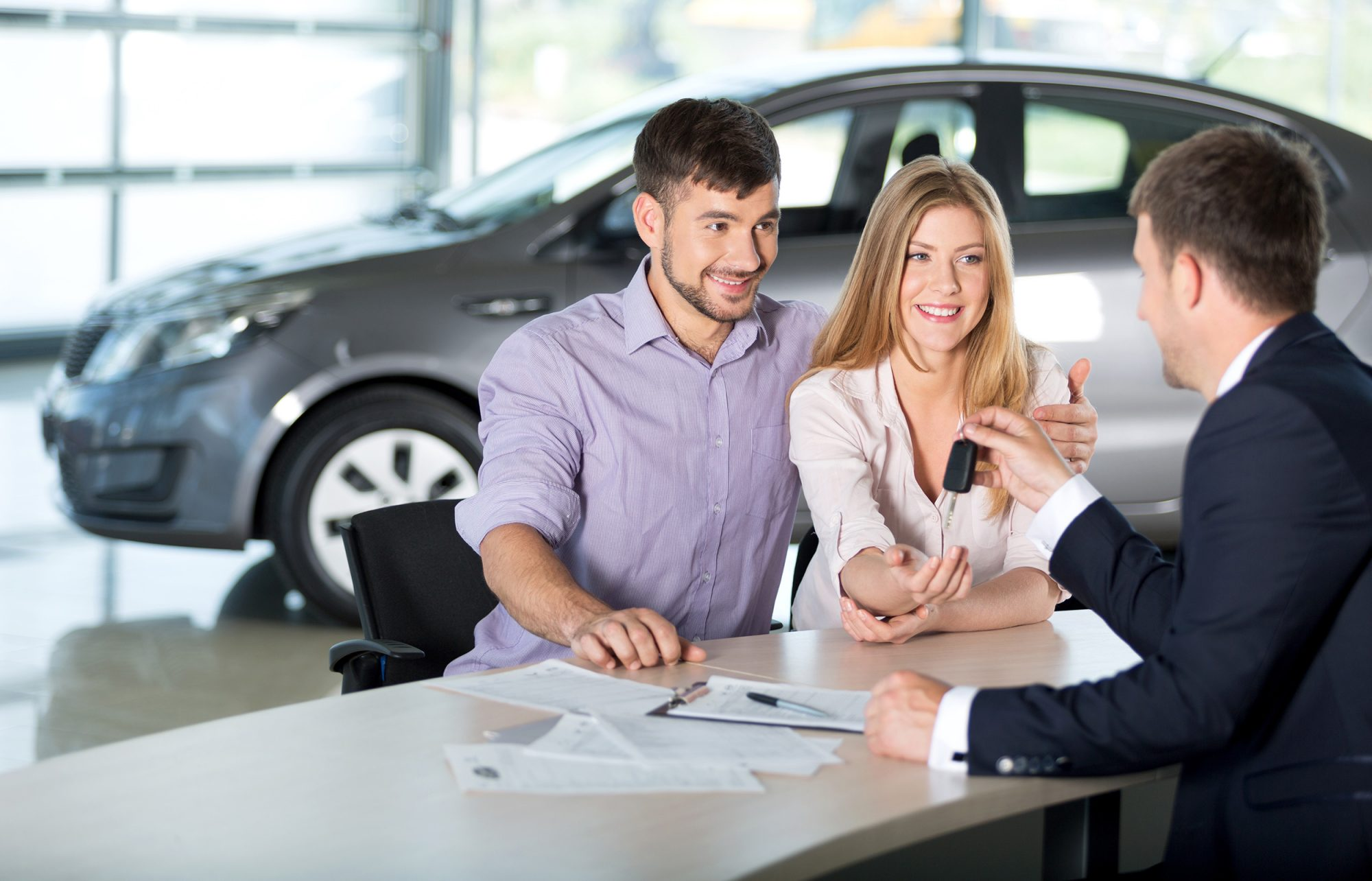 Car Rental And Leasing Services
