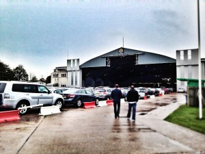 Manheim Car Auction Exterior