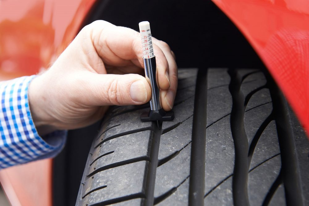Tyre Tread Inspection