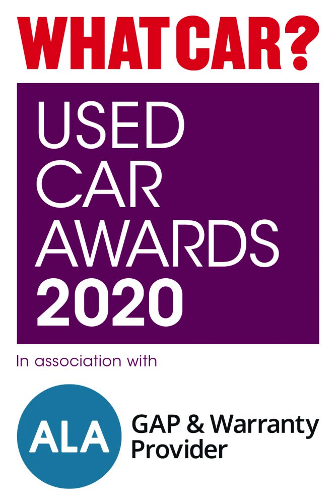 WC Used Car Awards 2020