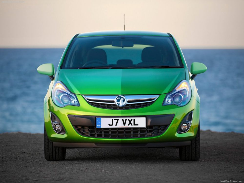 Vauxhall Corsa Expression