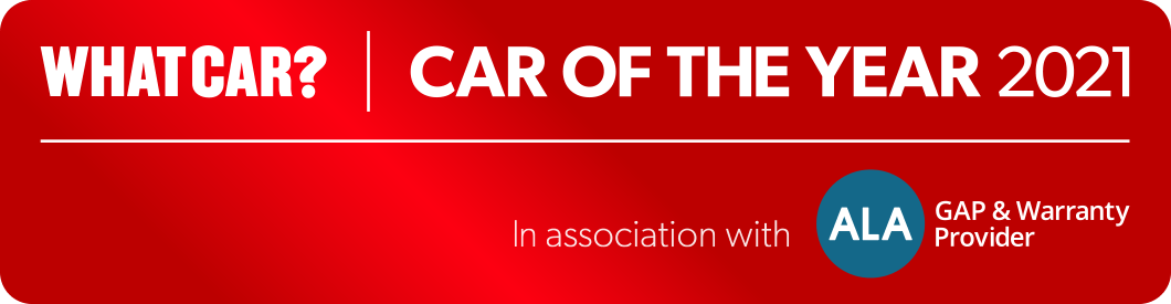What Car? Car of the Year Awards 2021 - In association with ALA