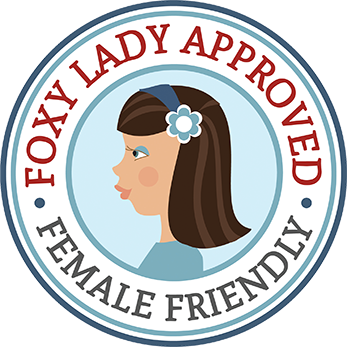 In association with FOXY Lady Drivers Club